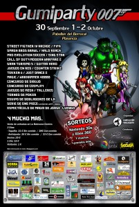 Cartel definitivo Gumiparty 007