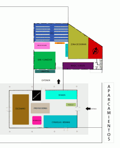 Mapa Gumiparty 007