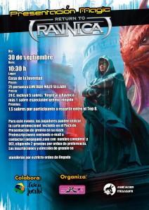 """Presentación de la nueva ampliación Magic: El Encuentro, """"Regreso a Ravnica"""""""
