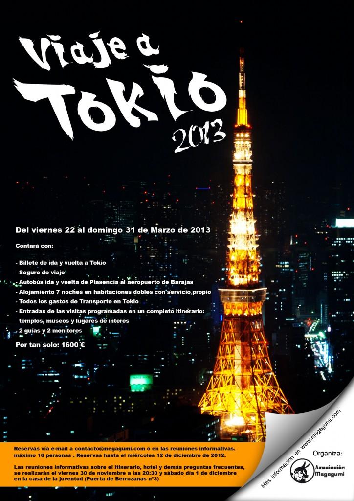 Viaje a Tokio en Semana Santa