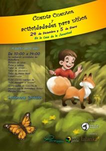 Cuentacuentos y actividades para niños