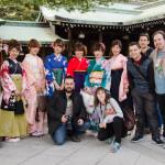 Fotos de los Gumis en Tokio 2014
