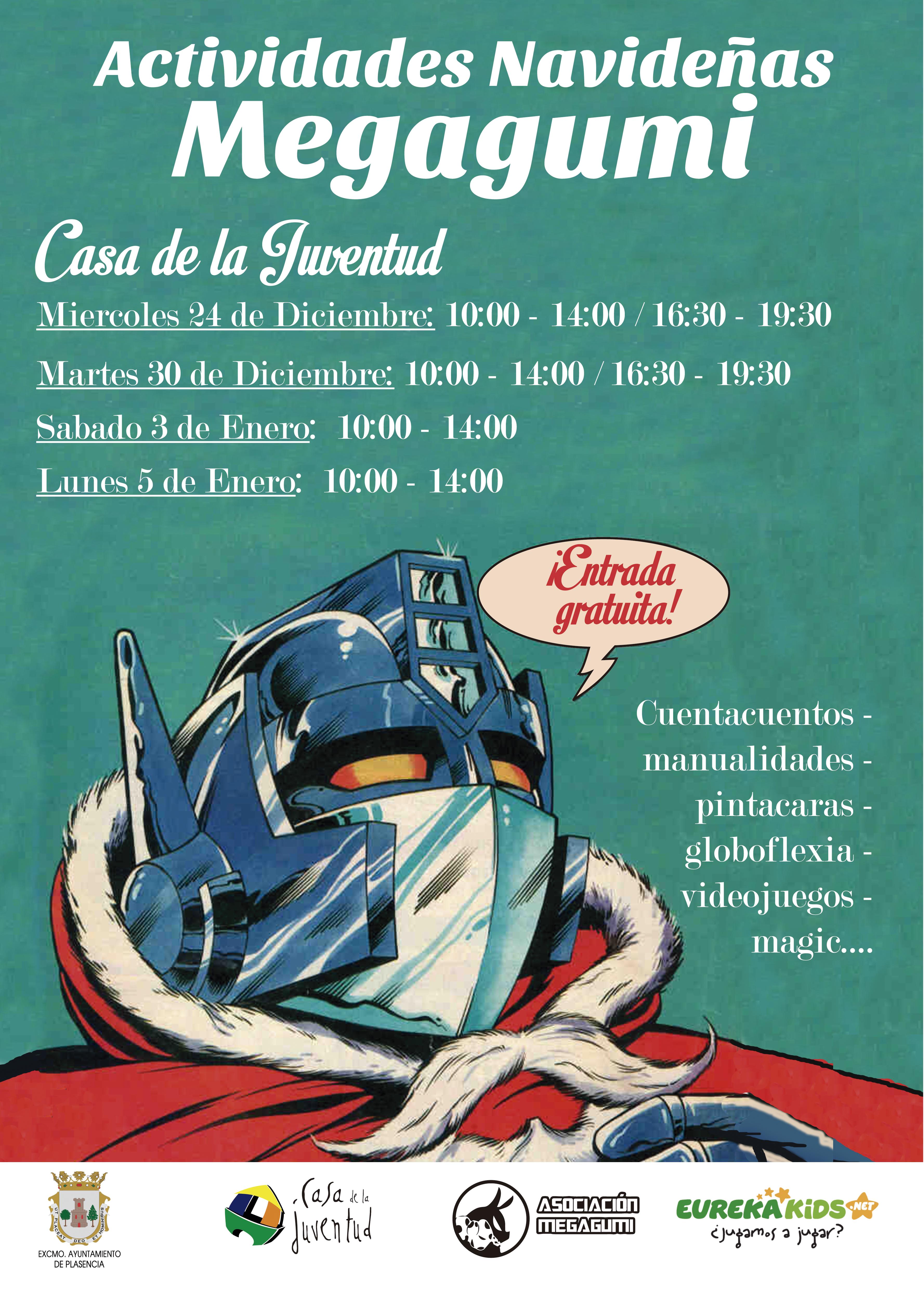 Cartel Navidad 2014
