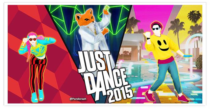 Just Dance 2015 principio del tema