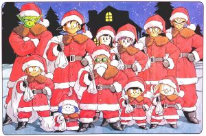 Actividades navideñas con Megagumi 2016