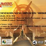 Presentación Magic Amonkhet, Sábado 22 de abril de 2017