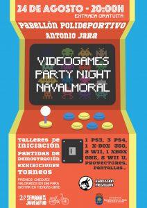 """""""I Gumi Videogames Night"""" Navalmoral de la Mata"""