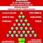 """ I Videogames Christmas Days "" Navalmoral de la Mata"