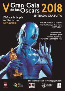 Gran Noche de los Oscars 2018 con Megagumi