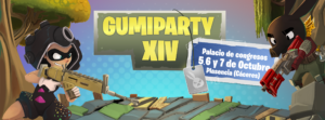 Gumiparty XIV