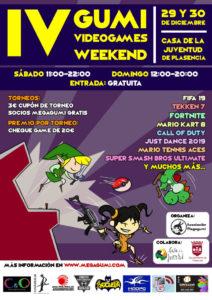 IV Gumi Videogames Weekend