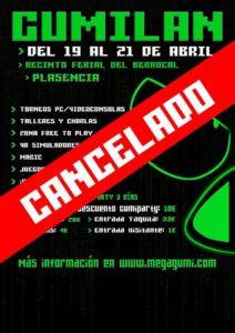 Gumi-Lan cancelada