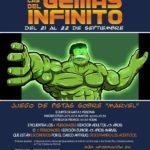 Plasencia Abierta 2019: La busqueda de las Gemas del Infinito