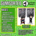 Sorteos en las Redes Sociales de la Asociación Megagumi: Nendoroids kuroshitsuji