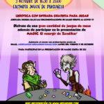 TARDE LÚDICA DE JUEGOS DE MESA Y MAGIC – 3 DE OCTUBRE 2020 –