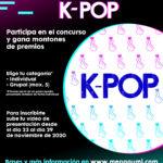 CONCURSO DE TIKTOK K-POP MEGAGUMI 2020