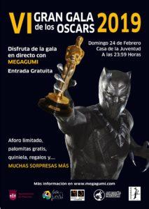VI Gran Noche de los Oscars 2019 con Megagumi