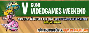 V GUMI VIDEOGAMES WEEKEND